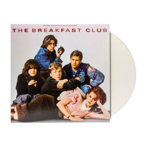 The Breakfast Club OST Limited Edition LP