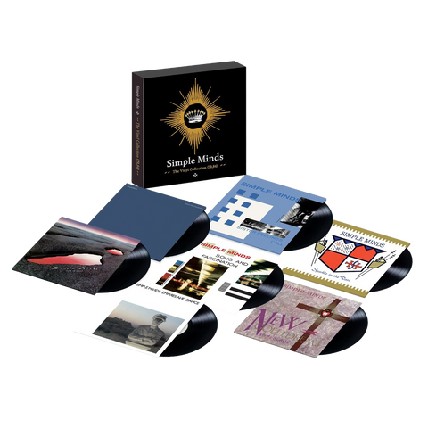The Vinyl Collection 1979-1984 7LP Box Set