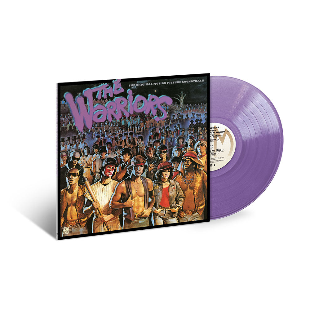 The Warriors The Original Motion Picture Soundtrack Lp