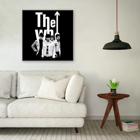 The Who '64 Gallery Wrap Wall Art