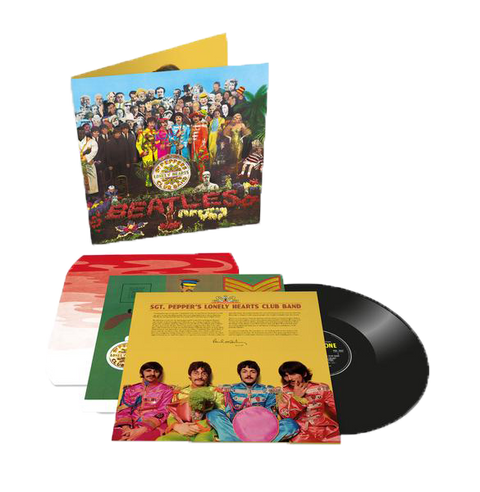 Sgt. Pepper's Lonely Hearts Club Band Anniversary Edition LP