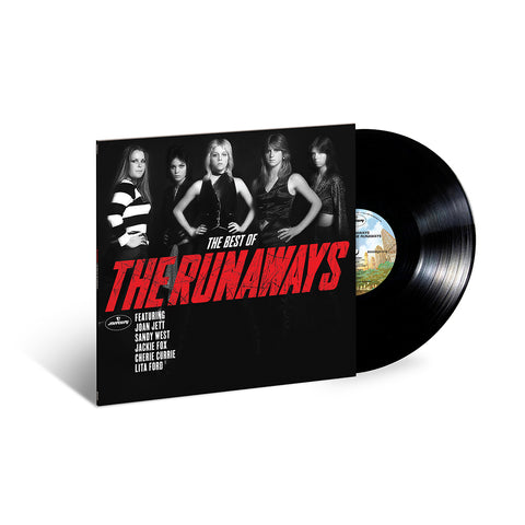 Best of The Runaways LP