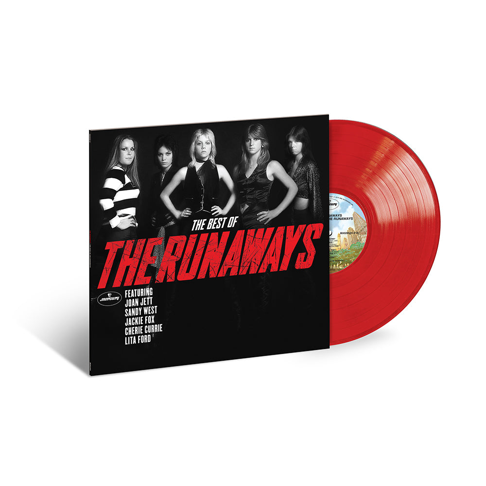 Best Of The Runaways Limited Edition Lp Udiscover Music