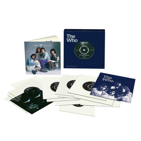 "The Track Records Singles 15 7"" Singles Box Set"