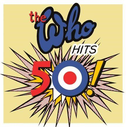 The Who Hits 50 CD