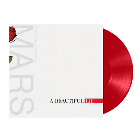 A Beautiful Lie Limited Edition LP