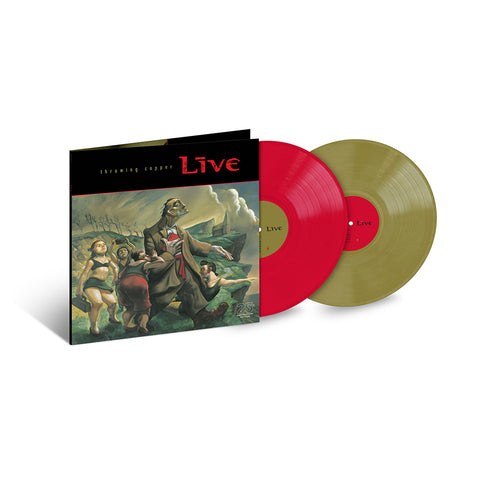 Throwing Copper Collector's Edition 2LP