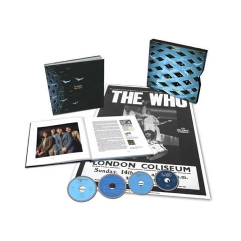 Tommy 3 Super Deluxe Edition CD/Blu-ray