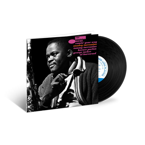 Comin' Your Way  (Blue Note Tone Poet Series) LP