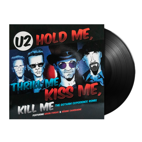 Hold Me, Thrill Me, Kiss Me, Kill Me Limited Edition LP