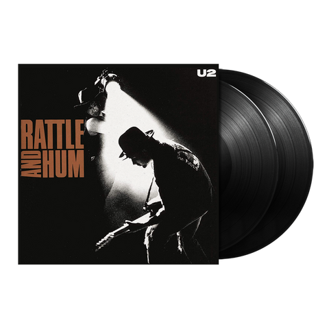 Rattle And Hum 2LP