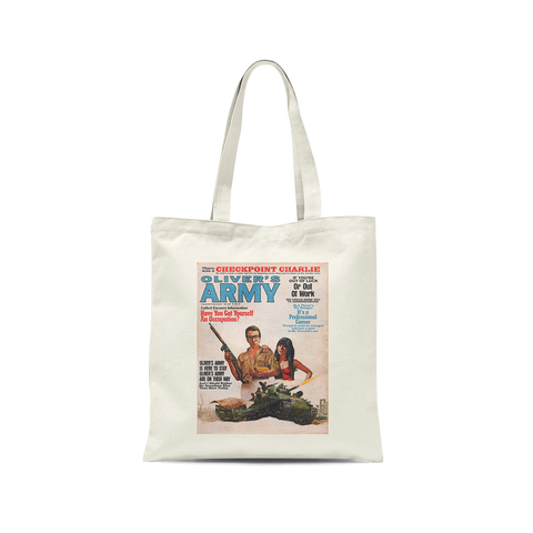 Oliver's Army Tote Bag (Natural)