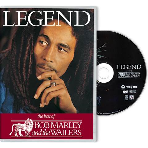 Legend - Sound + Vision Deluxe DVD