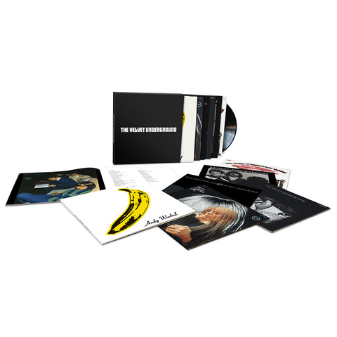50th Anniversary Stereo LPs Vinyl Box