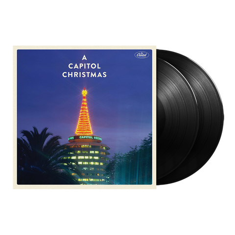 A Capitol Christmas 2LP