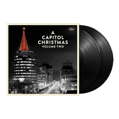 A Capitol Christmas Vol. 2 2LP