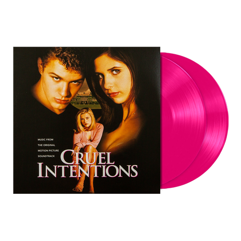Cruel Intentions Limited Edition 2LP
