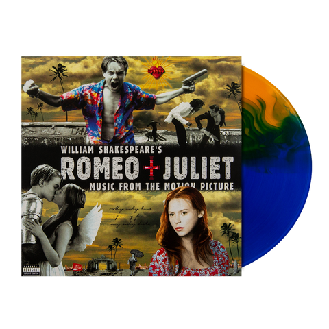 William Shakespeare's Romeo + Juliet Limited Edition LP