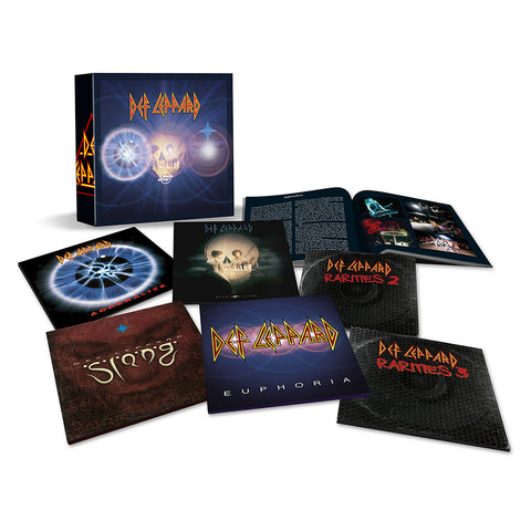 Def Leppard – Volume Two: LP Box Set
