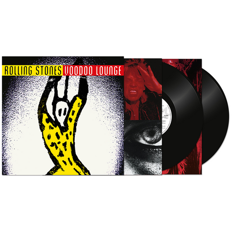 Voodoo Lounge 2LP