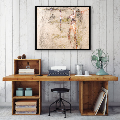 Walk In Beauty Canvas Wall Art