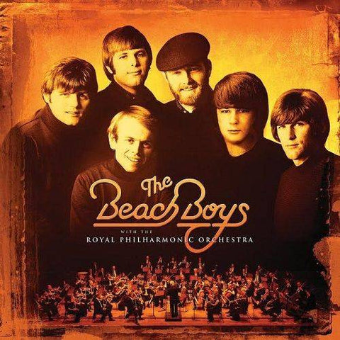 The Beach Boys With The Royal Philharmonic Orchestra 2LP