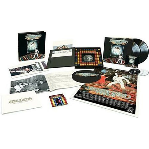 Saturday Night Fever The Original Movie Soundtrack 40th Anniversary Super Deluxe Edition