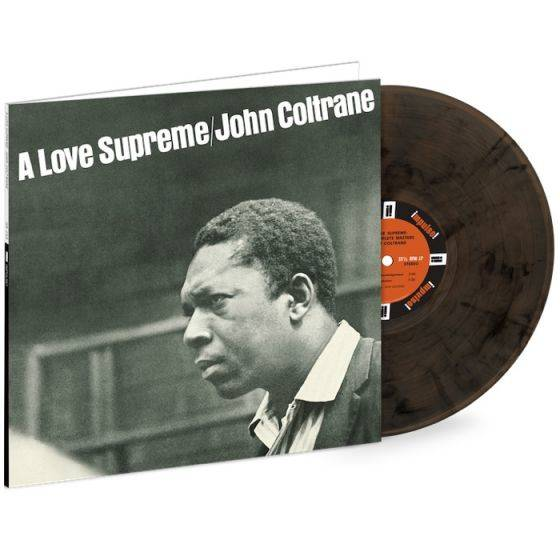 A Love Supreme Limited Edition LP