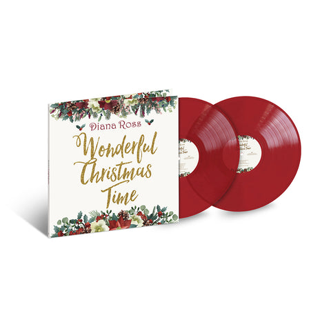Wonderful Christmas Time Limited Edition 2LP
