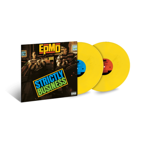 Strictly Business Exclusive Colored Vinyl (2LP-Explicit)
