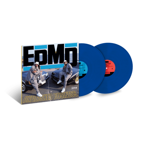 Unfinished Business Exclusive Colored Vinyl (2LP-Explicit)