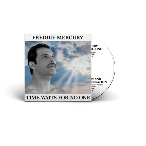 Time Waits For No One CD