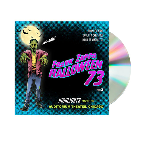 Halloween 73 Highlights CD