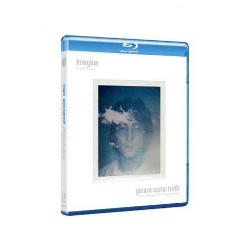 Imagine & Gimme Some Truth Blu-Ray