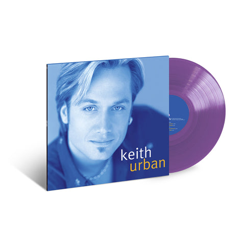 Keith Urban Limited Edition LP
