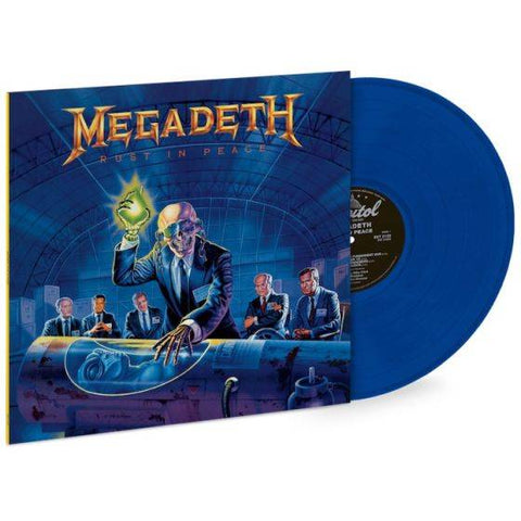 Rust In Peace (Limited Edition) LP