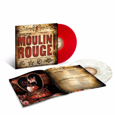 Moulin Rouge Soundtrack Color Exclusive