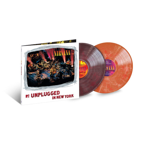 MTV Unplugged In New York Limited Edition 2LP