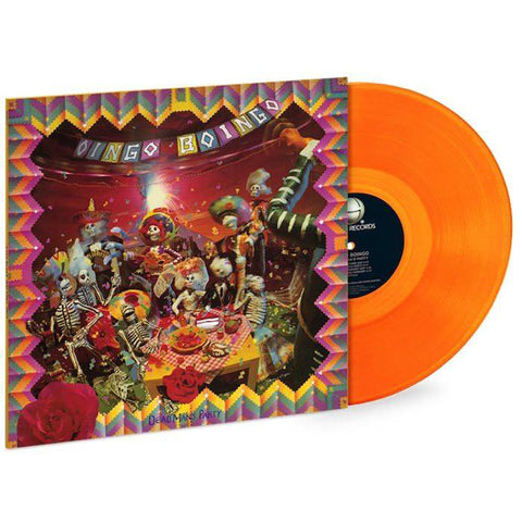 Dead Man's Party Limited Edition LP