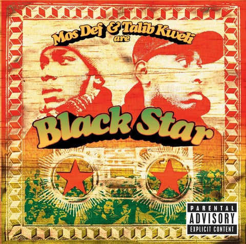 Mos Def & Talib Kweli Are Black Star LP