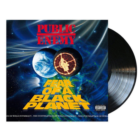 Fear Of A Black Planet (Animated Lenticular - LP)