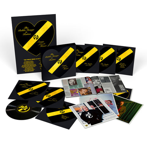 The Public Image Is Rotten (Songs From The Heart) LP Boxset
