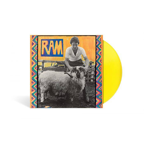 RAM Limited Edition - Yellow LP