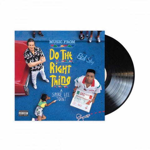 Do The Right Thing - Soundtrack (Explicit - LP)