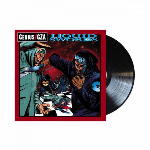 Liquid Swords (LP)