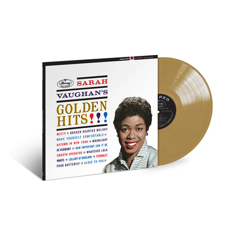 Golden Hits Limited Edition LP
