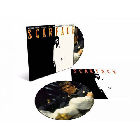 Scarface Soundtrack Picture Disc