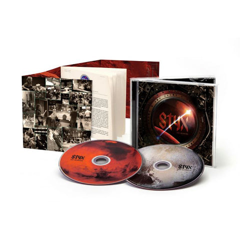 """The Mission"" CD + Blu-Ray"