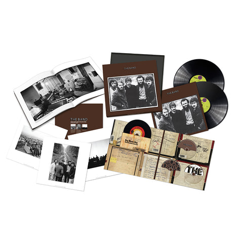 The Band Super Deluxe Edition Box Set