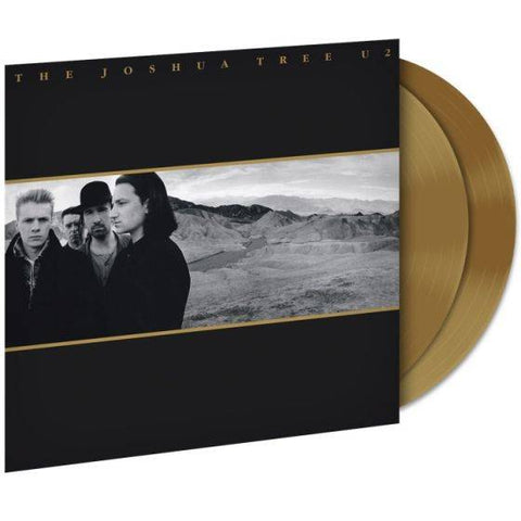 The Joshua Tree Limited Edition 2LP